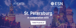 Cover photo for St. Petersburg